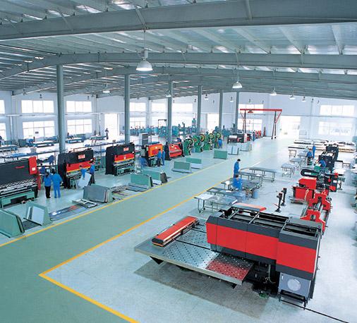 翔鹰中央厨房生产线设计工位设计合理