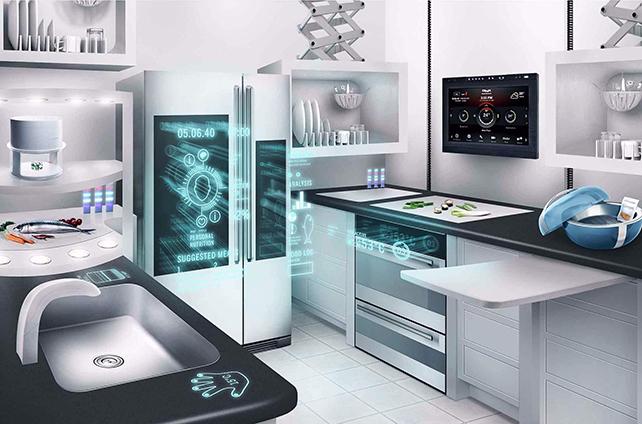 数智赋能,未来已来——厨房智能进化论
