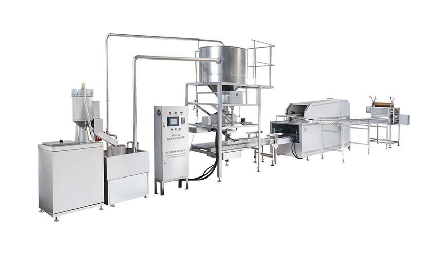 150联合自动米饭生产线