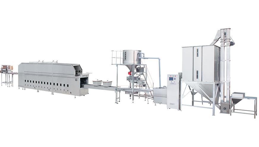 450自动米饭生产线