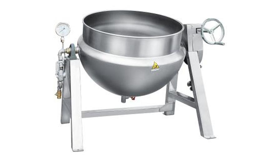 100L蒸汽夹层锅