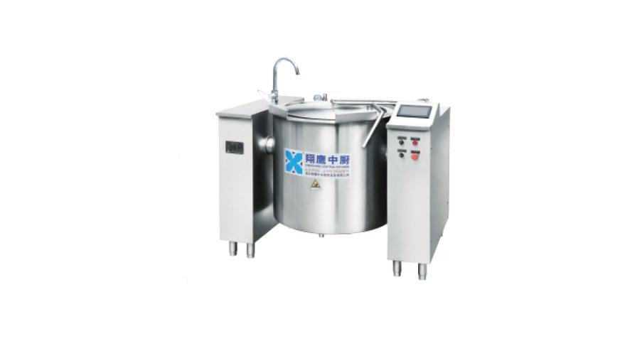 欧式电热蒸汽锅