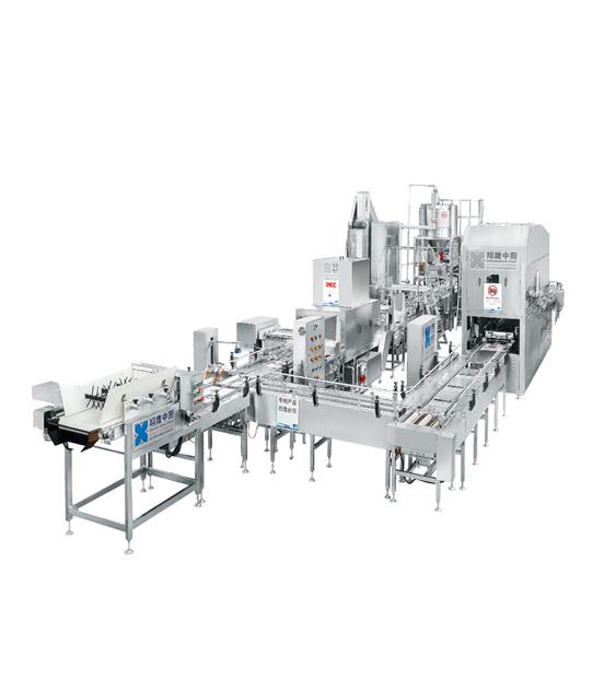 450智能型全自动米饭生产线