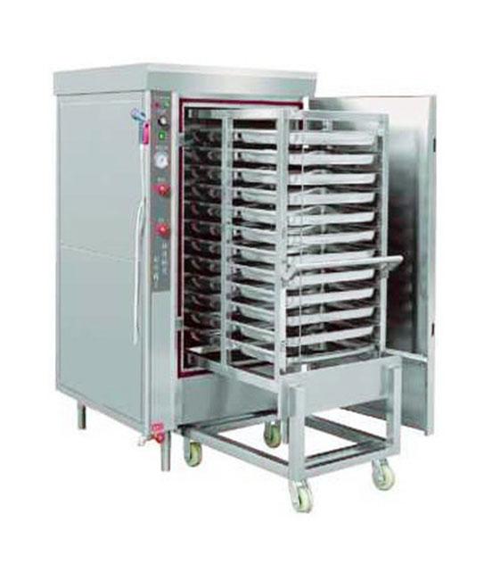 推车式电热蒸箱