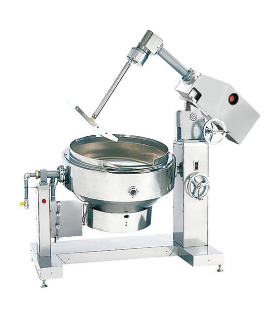150L自动搅拌炒菜机
