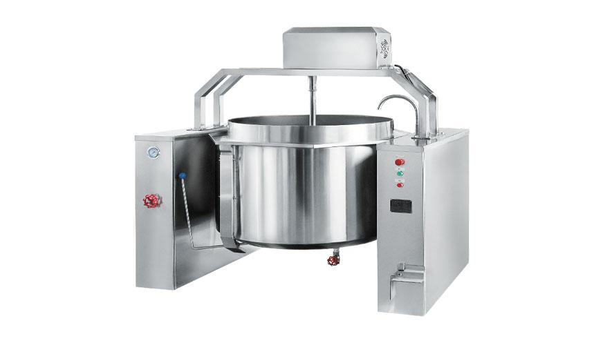 豪华型自动搅拌熬煮锅