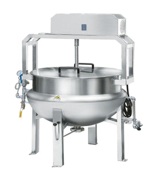 蒸汽自动搅拌熬煮锅