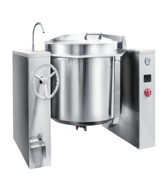 400L豪华型蒸汽夹层锅