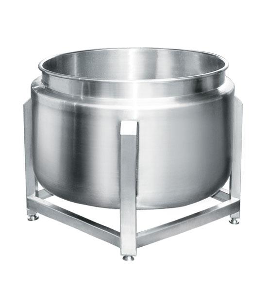 大型不可倾蒸汽煮锅