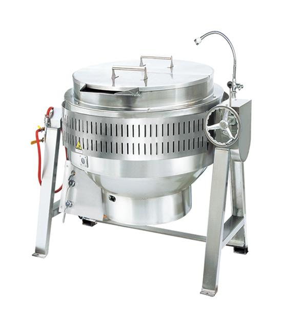 100L-150L可倾燃气汤锅