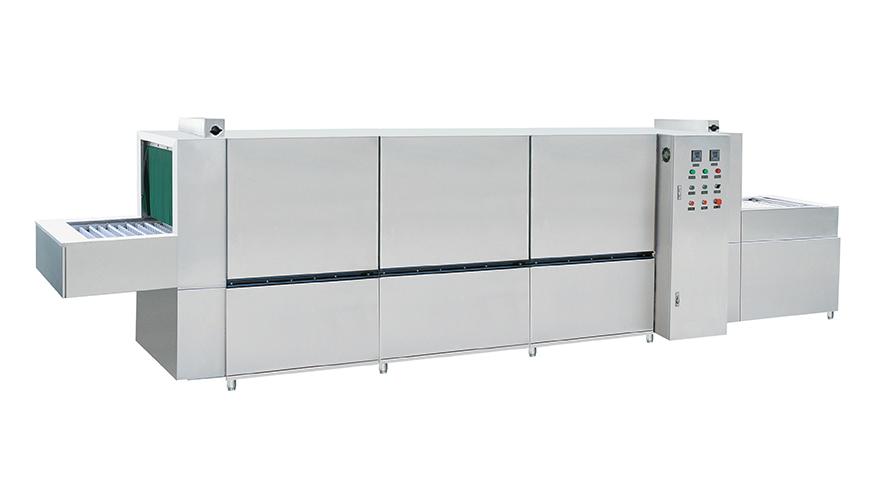 8000型链传送式洗碗机