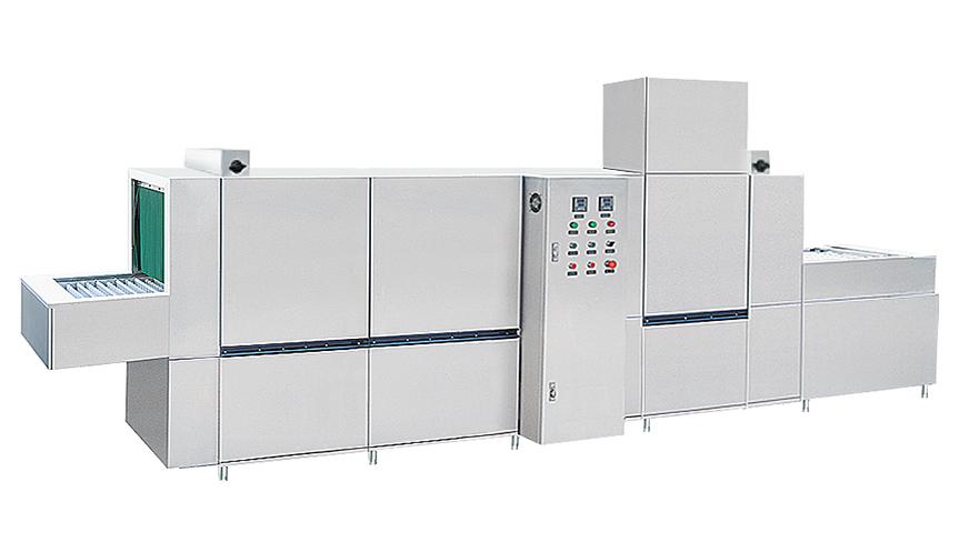 5000型链传送式洗碗烘干一体机