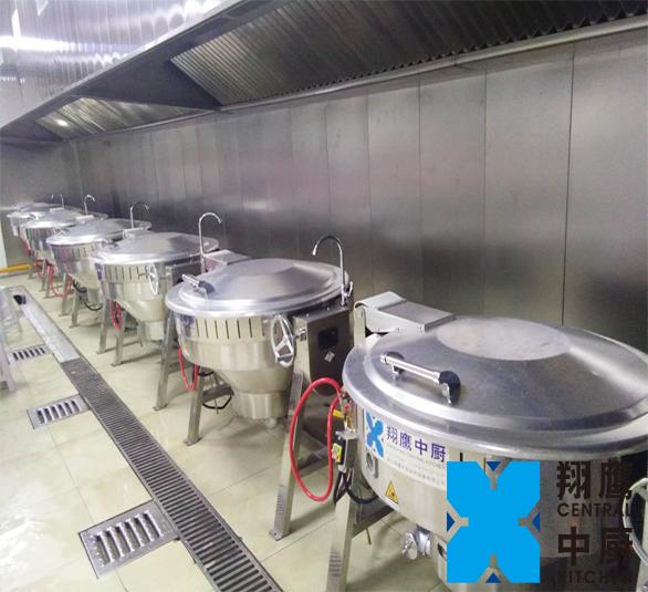 西华大学-新万博客户端万博manbext手机官网厨房学校案例